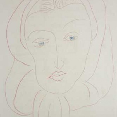 Henri Matisse; Illustrations for Charles d'Orleans; Lithograph