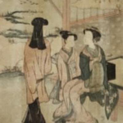 Isoda Koryusai