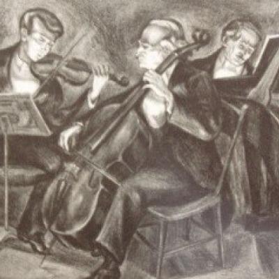 Trio by Mervin Jules